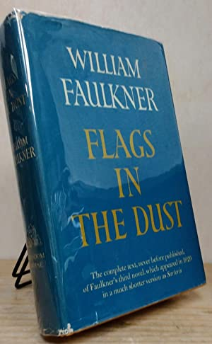 Flags in the Dust Hardcover July 12, 1973: William Faulkner