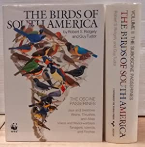 The Birds of South America: Two Volume Set