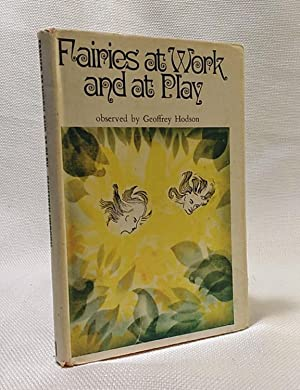 Fairies at work and at play: HODSON, Geoffrey