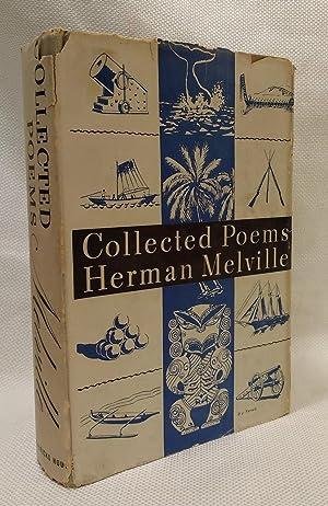 Collected Poems of Herman Melville: Melville, Herman; Howard