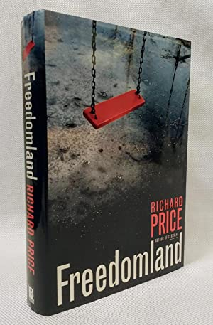 Freedomland [Signed First Printing, with signed galley proof]