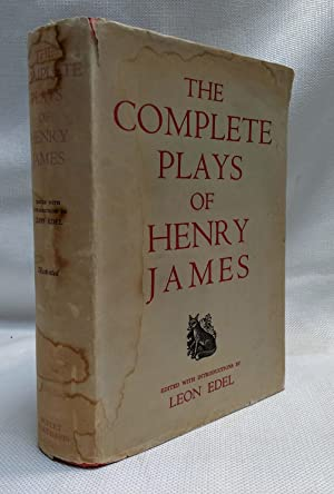 The Complete Plays of Henry James: James, Henry; Edel,