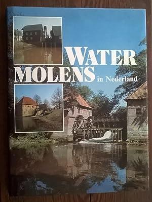 Watermolens in Nederland: Nijhof, P: