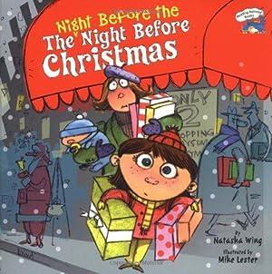 The Night Before the Night Before Christmas: Wing, Natasha