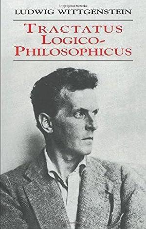 Tractatus Logico-Philosophicus: Wittgenstein, Ludwig
