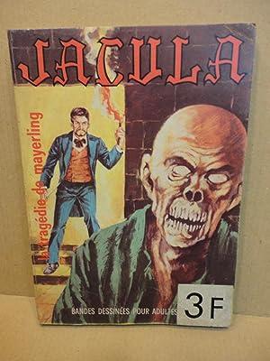 JACULA N° 36 - LA TRAGEDIE DE