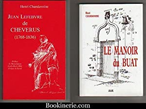 I. Jean Lefebvre de Cheverus (1768-1836). II.: CHANDAVOINE Henri. Illustré