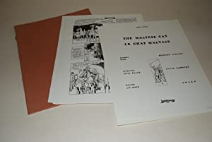 Le Chat Maltais. The Maltese Cat.: KIPLING Rudyard. SANDERS