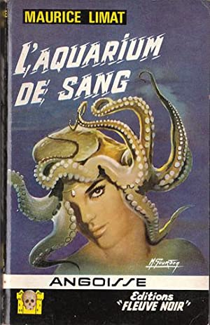 L'Aquarium de Sang. [Collection Angoisse].