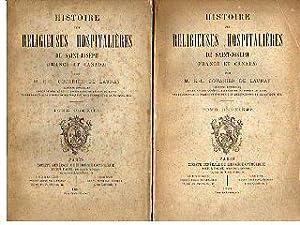 Histoire des Religieuses Hospitalières de Saint-Joseph (France: COUANIER DE LAUNAY