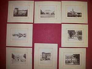 8 PHOTOGRAPHIES ORIGINALES DE LAVAL EN MAYENNE.: Anonyme (Photographe inconnu).