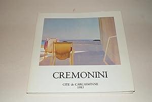 CREMONINI - Douze Ans de Peinture, 1970-1982.: ECO Umberto. COLLOT