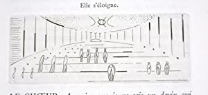 ÉLECTRE - TRAGÉDIE DE SOPHOCLE - GRAVURES DE ROGER VIEILLARD - AVEC UNE SUITE SUR ...