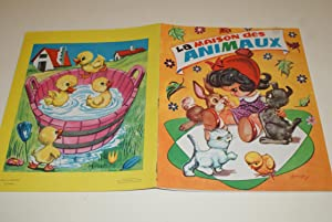 La Maison des Animaux. Illustré par GUTMAGA.: Anonyme (Texte). Illustré