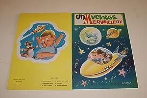 Un Voyage Merveilleux. Illustré par GUTMAGA. [Petits: Anonyme (Texte). Illustré