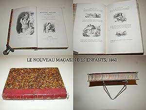 Le Nouveau Magasin des Enfants, Par Charles: SAND George. NODIER