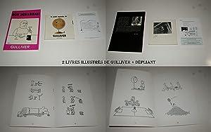 1. Le Petit Monde de Gulliver (dédicacé).: Illustré par GULLIVER