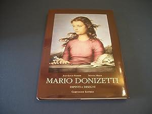 Mario Donizetti. Dipinti e Disegni. [Peintures et: DONIZETTI Mario. FERRIER