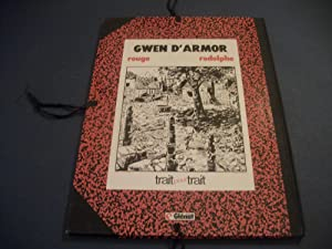 Les Écluses du Ciel. Gwen d'Armor. TIRAGE DE LUXE AVEC LITHOGRAPHIE.: RODOLPHE. ...