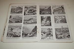 Le Tour du Monde en Images. Album Géographique avec 220 gravures (1900).: ALEXIS M. G.