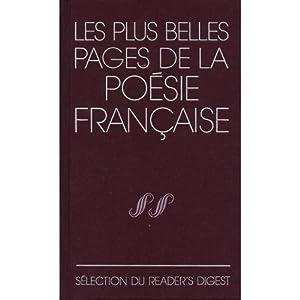 Les plus belles pages de la Poésie: Collectif.