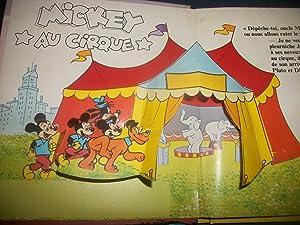 POP-UP - Mickey au Cirque - Un: DISNEY Walt.
