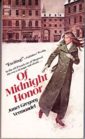 Of Midnight Honor: Vermandel, Janet Gregory