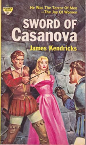 Sword of Casanova: Kendricks, James