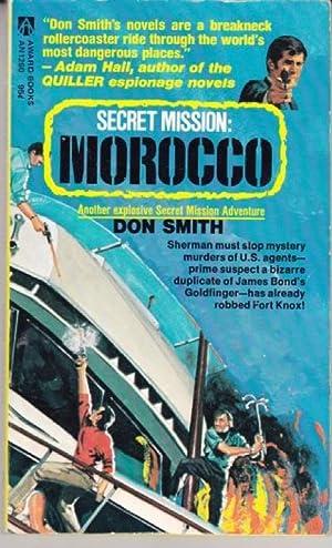 Secret Mission : Morocco: Smith, Don