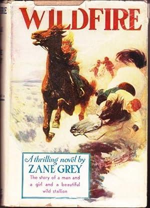 Wildfire: Grey, Zane