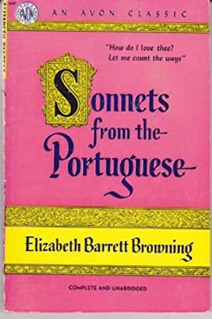Sonnets from the Portuguese: Browning, Elizabeth Barrett