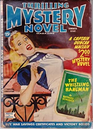Thrilling Mystery Novel (Canadian) 1945-- Summer