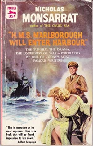 H.M.S. Marlborough Will Enter Harbor