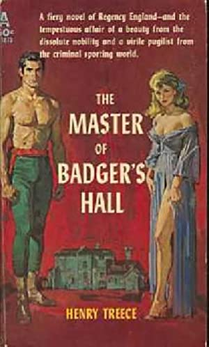 The Master of Badger's Hall