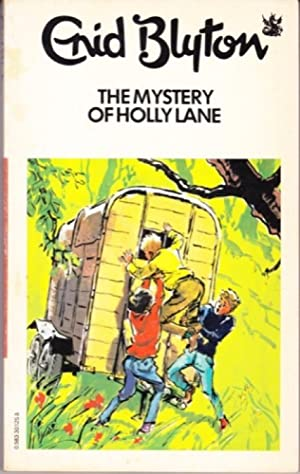 The Mystery of Holly Lane