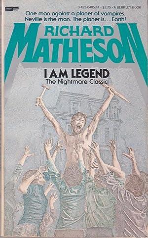 I Am Legend: Matheson, Richard