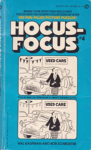 Hocus focus comic strip are not