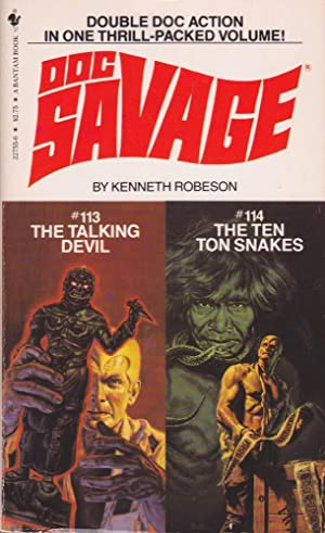 Talking Devil / Ten Ton Snakes