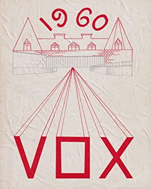 Vox 1960 (United College, Winnipeg, Manitoba)