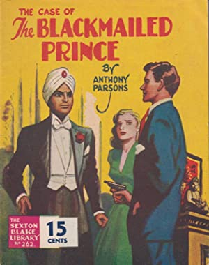 The Case of the Blackmailed Prince