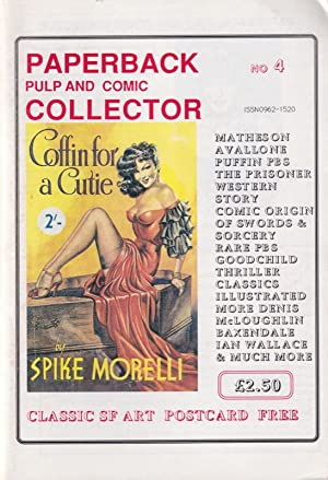 Paperback Pulp & Comic Collector # 4
