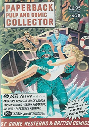Paperback Pulp & Comic Collector # 8