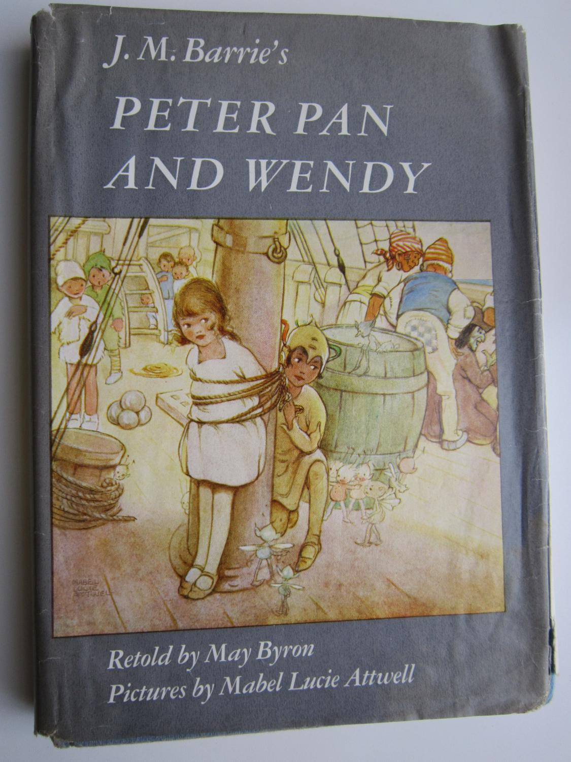 J M Barrie's 'Peter Pan and Wendy': Byron, ...