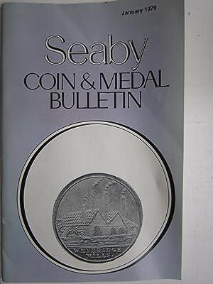 Seaby Coin & Medal Bulletin January 1979: Seaby & Purvey,