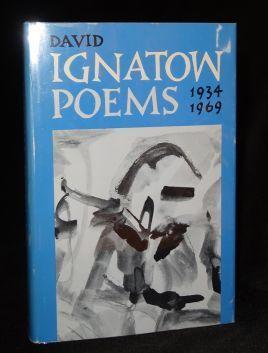 POEMS 1934-1969: David Ignatow
