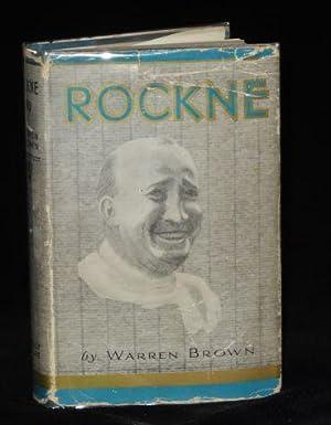 ROCKNE: Warren Brown