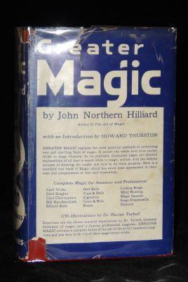 GREATER MAGIC: John Northern Hilliard