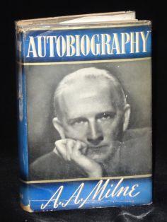 AUTOBIOGRAPHY: A. A. Milne