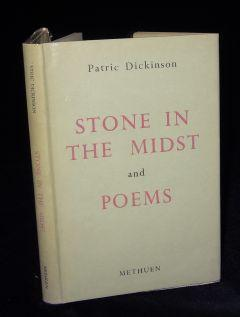 STONE IN THE MIDST AND POEMS: Patric Dickinson