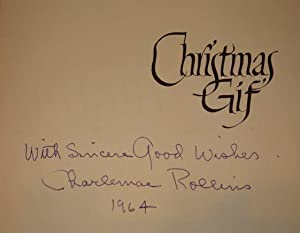 CHRISTMAS GIFT: Complied by Charlemae Rollins